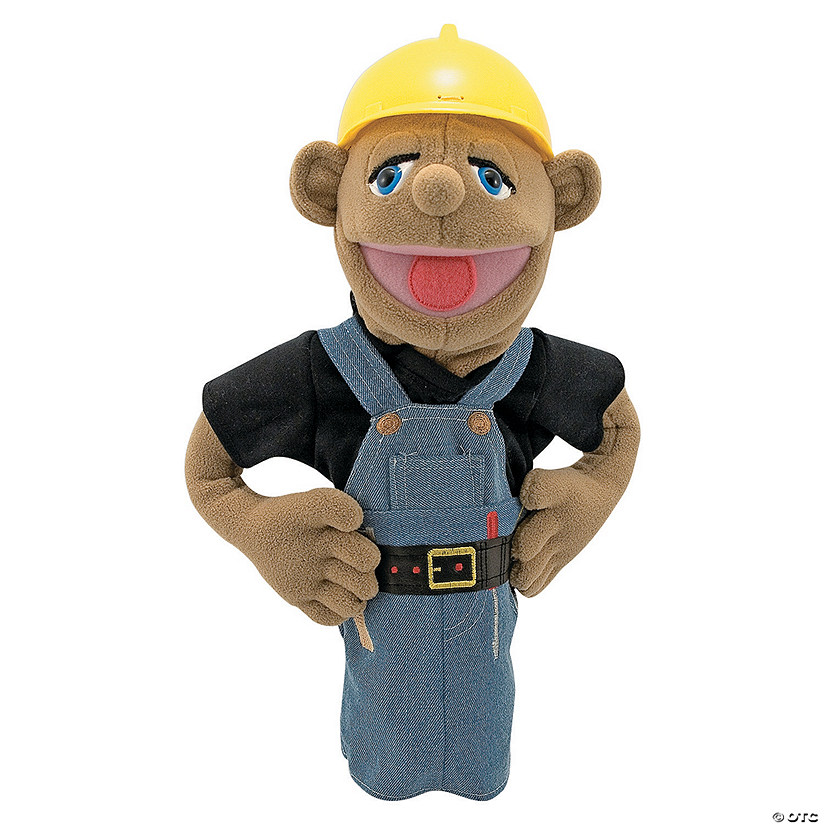Melissa & Doug® Construction Worker Puppet Audio Thumbnail