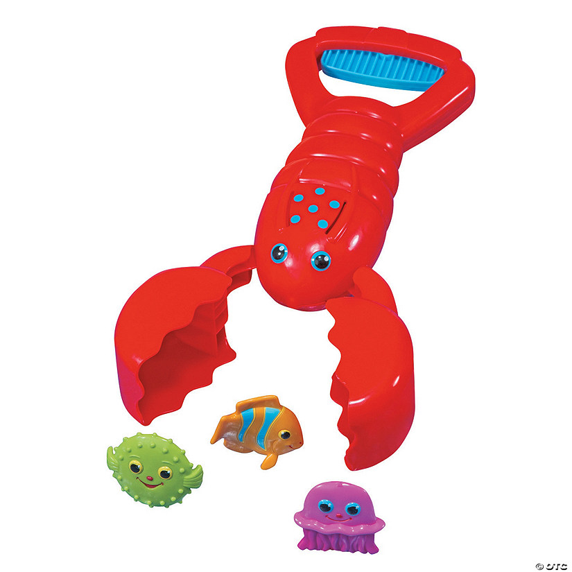 Melissa & Doug<sup>&#174;</sup> Lobster Claw Sand Toy Audio Thumbnail