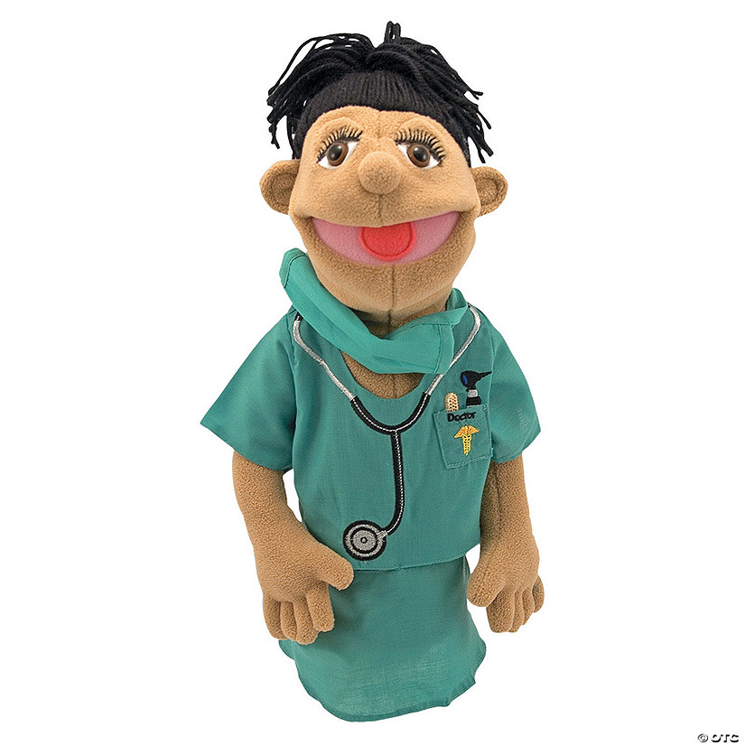 Melissa & Doug® Surgeon Puppet Audio Thumbnail