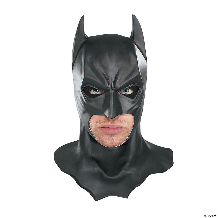 Men's Batman Full Mask Audio Thumbnail