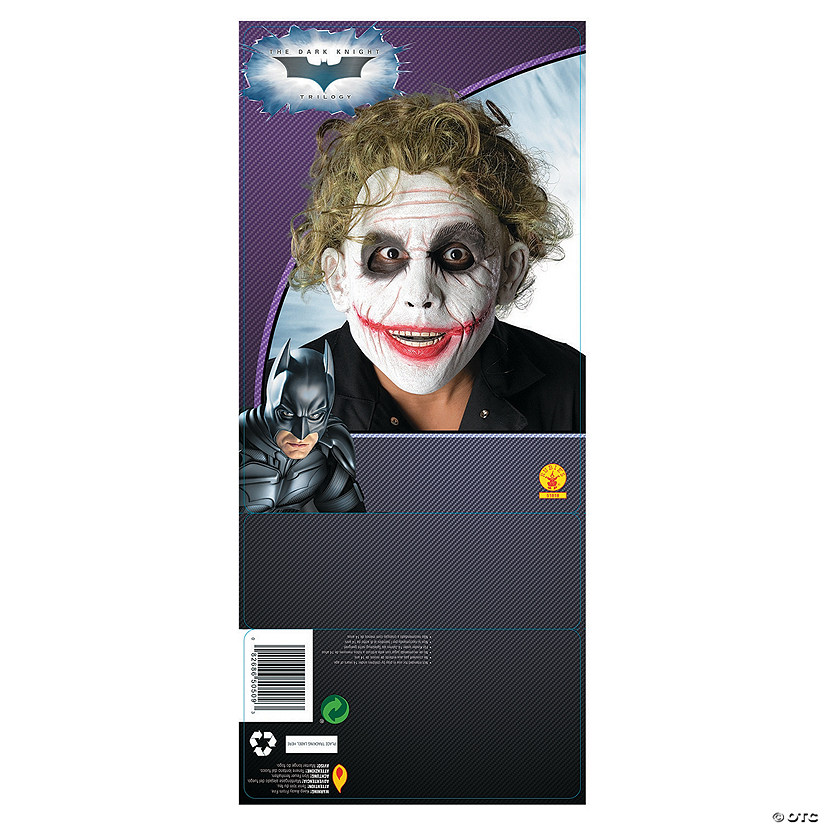 Men's Batman: The Dark Knight™ Joker Wig Audio Thumbnail