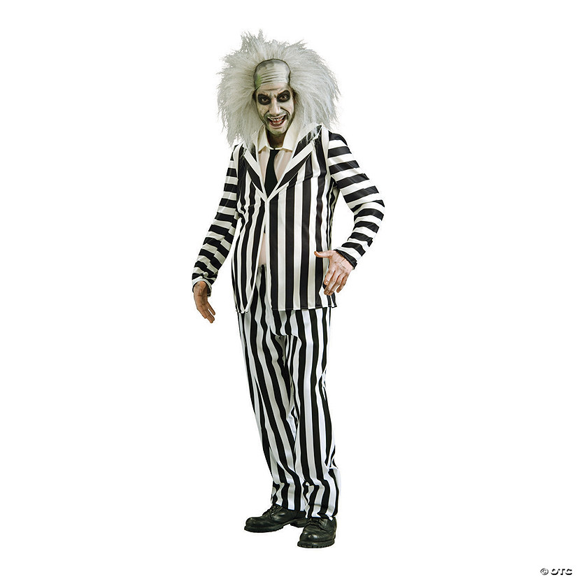 Men's Beetlejuice Costume