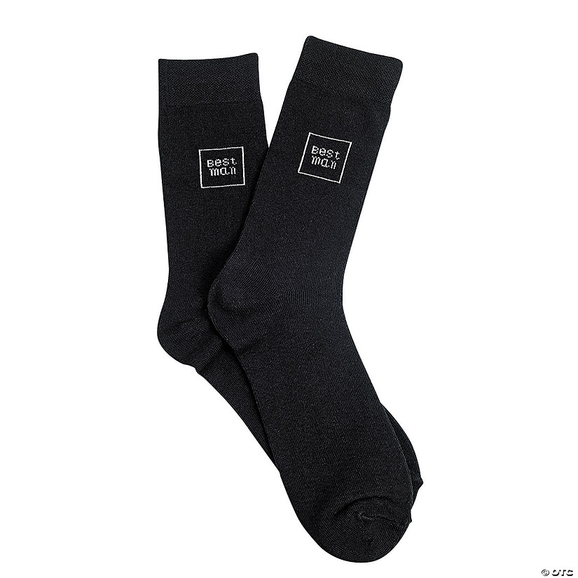 Men's Best Man Socks