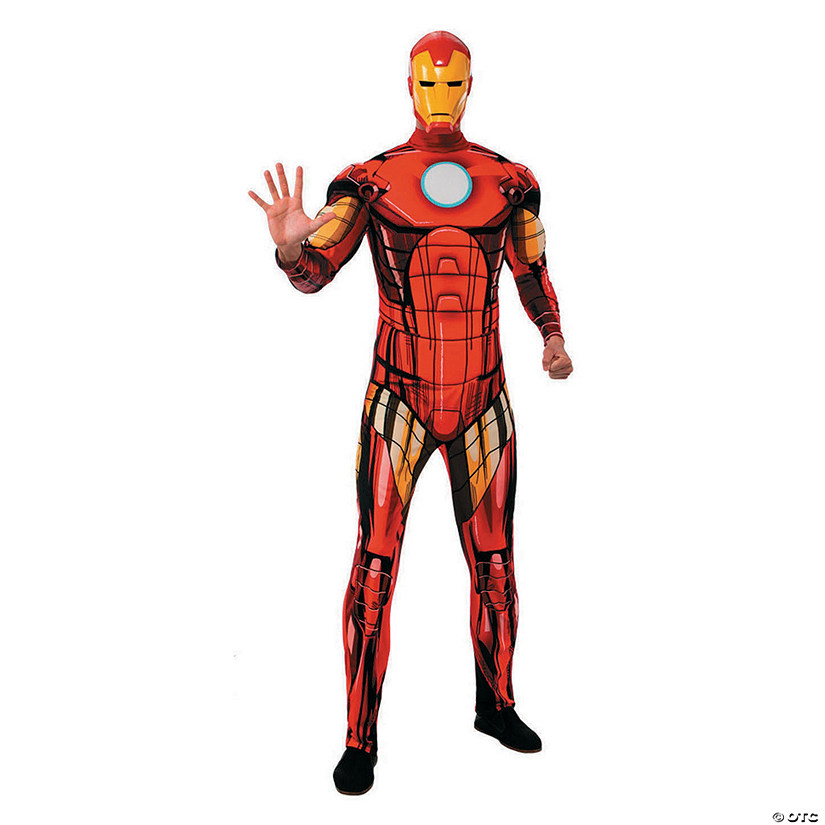 Men's Deluxe Iron Man™ Costume
