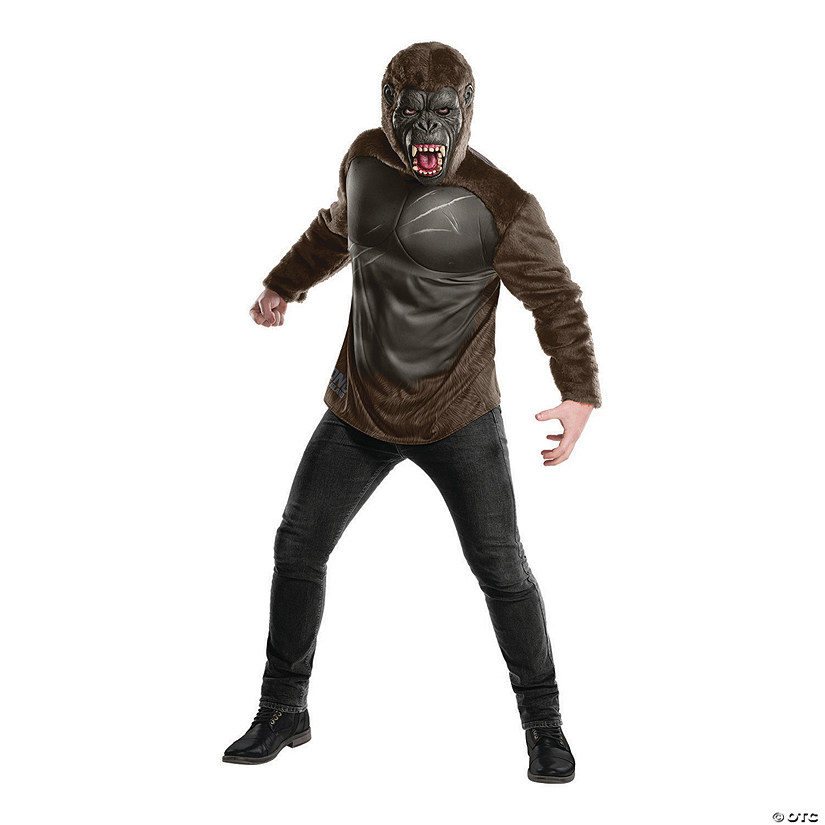 Men's Deluxe King Kong Costume Audio Thumbnail