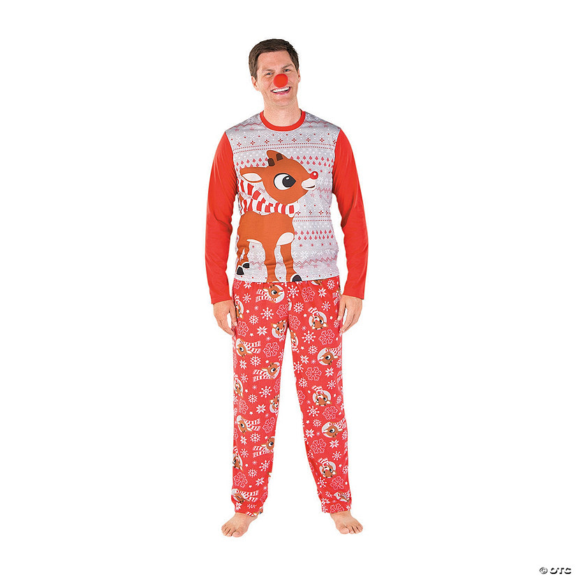 Men's Rudolph the Red-Nosed Reindeer<sup>®</sup> Pajamas