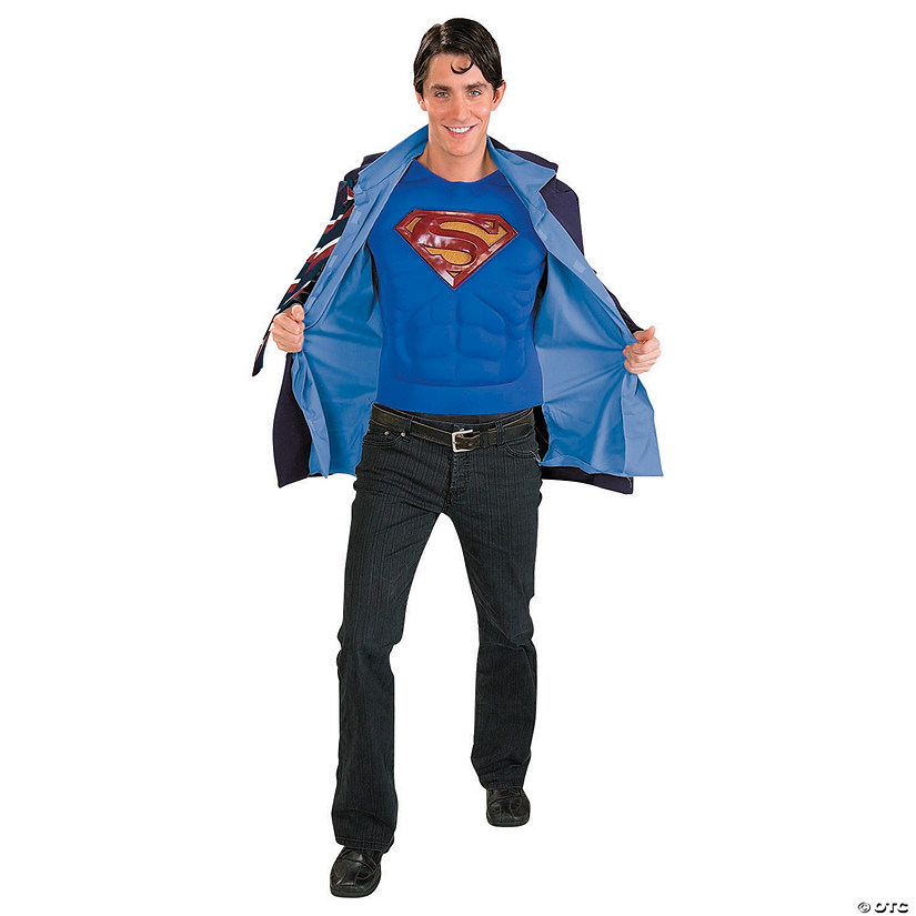 Men's Superman™ Clark Kent Costume
