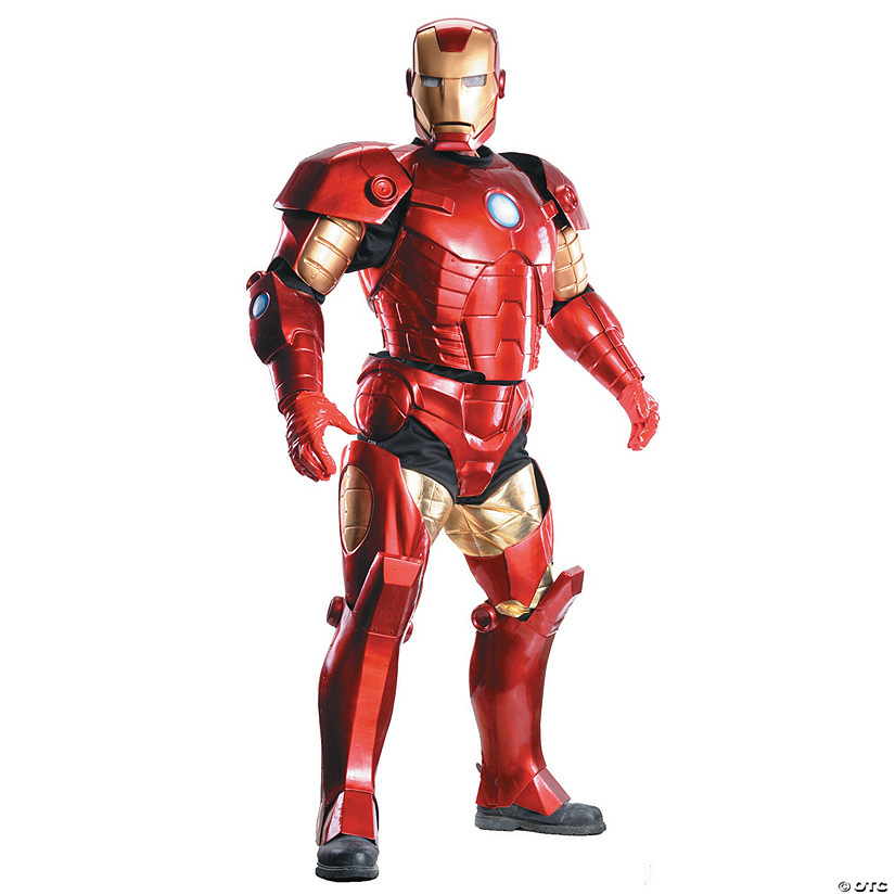 Men's Supreme Edition Iron Man™ Costume