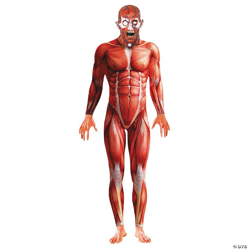 Mens Anatomy Skinsuit Costume Discontinued