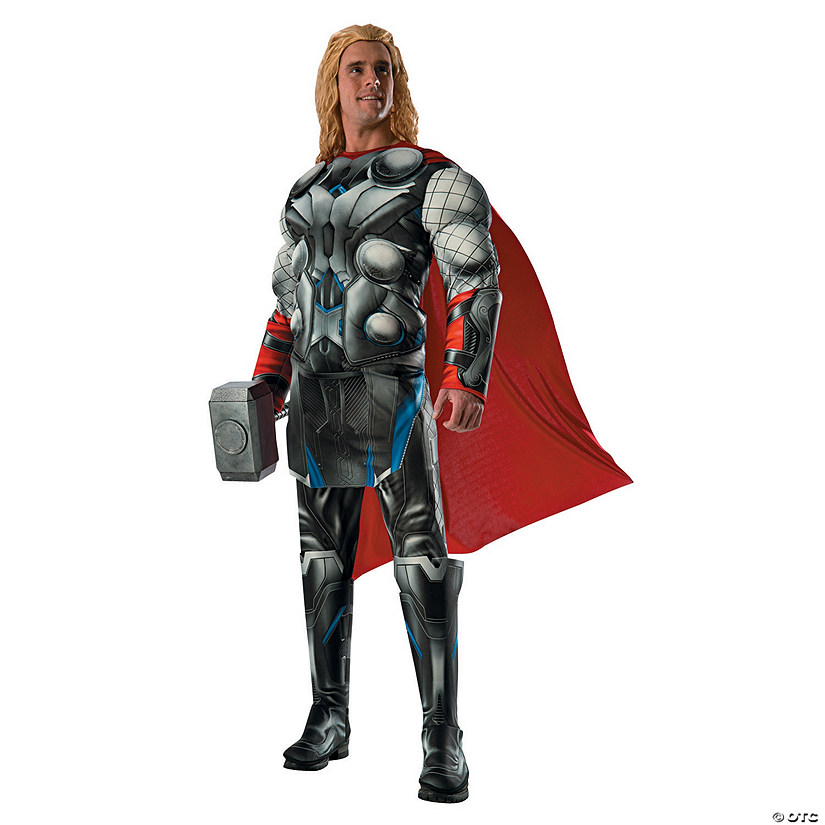 Men's Avengers Thor Costume Audio Thumbnail
