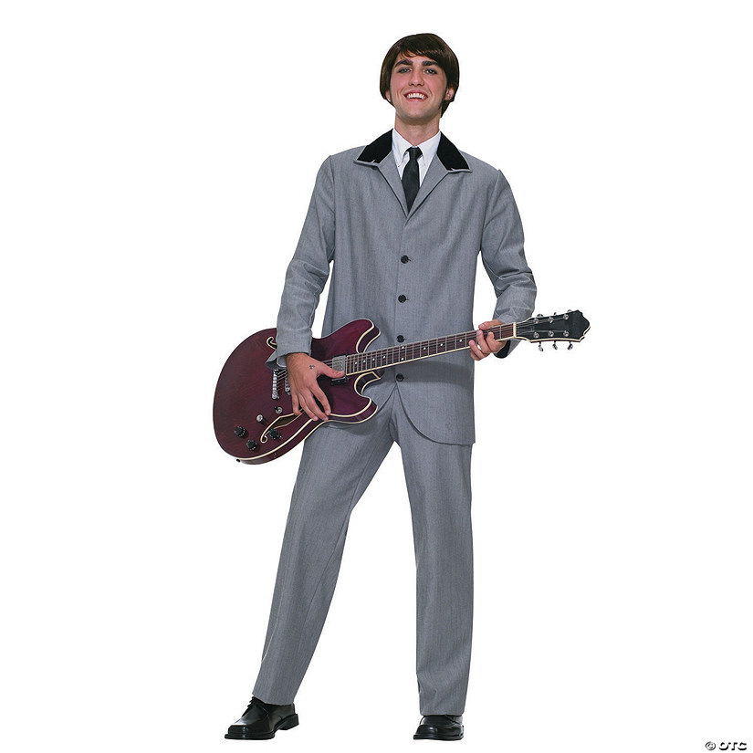 Men's British Invasion Costume Audio Thumbnail