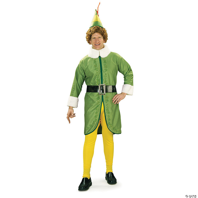 Men's Buddy the Elf Costume Audio Thumbnail