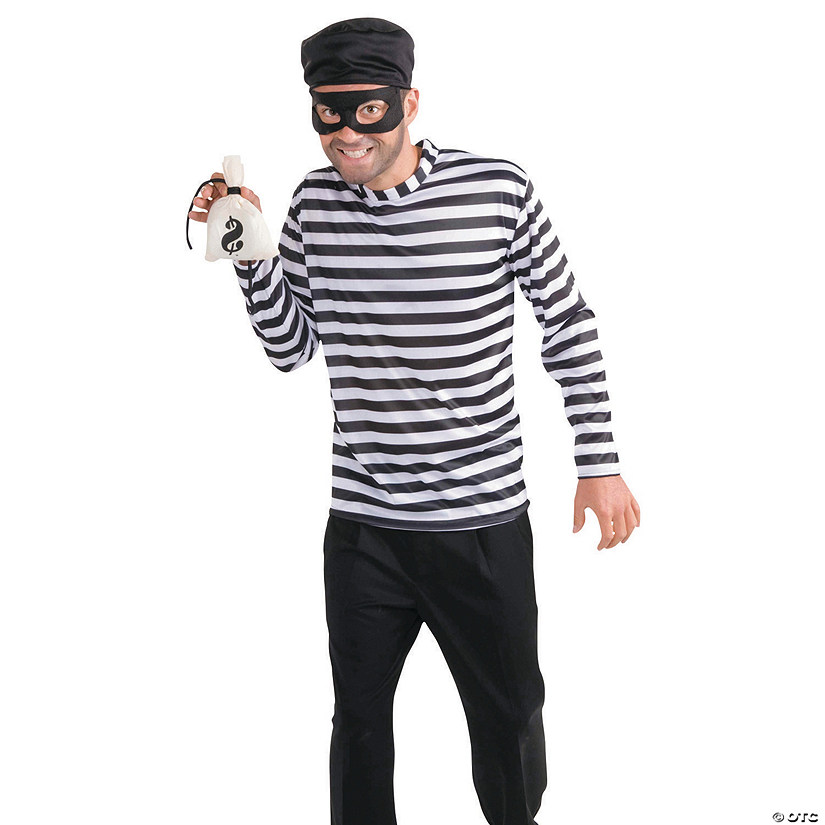 Men's Burglar Costume Audio Thumbnail