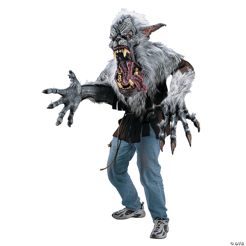 Men's Creature Reacher Midnight Howl Costume
