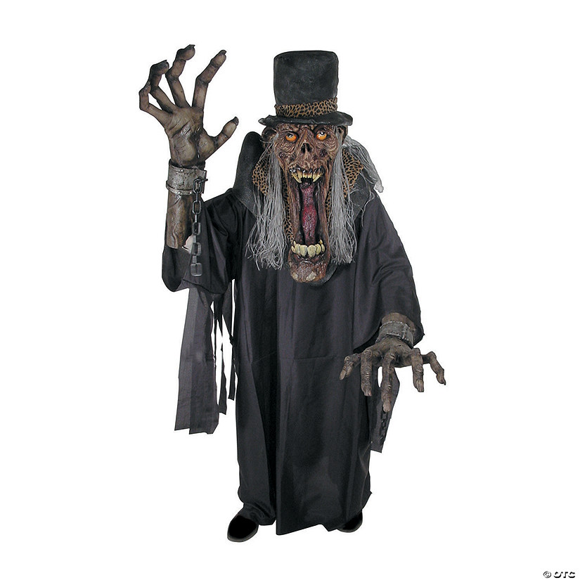 Men's Creature Reacher Shady Slim Costume Audio Thumbnail