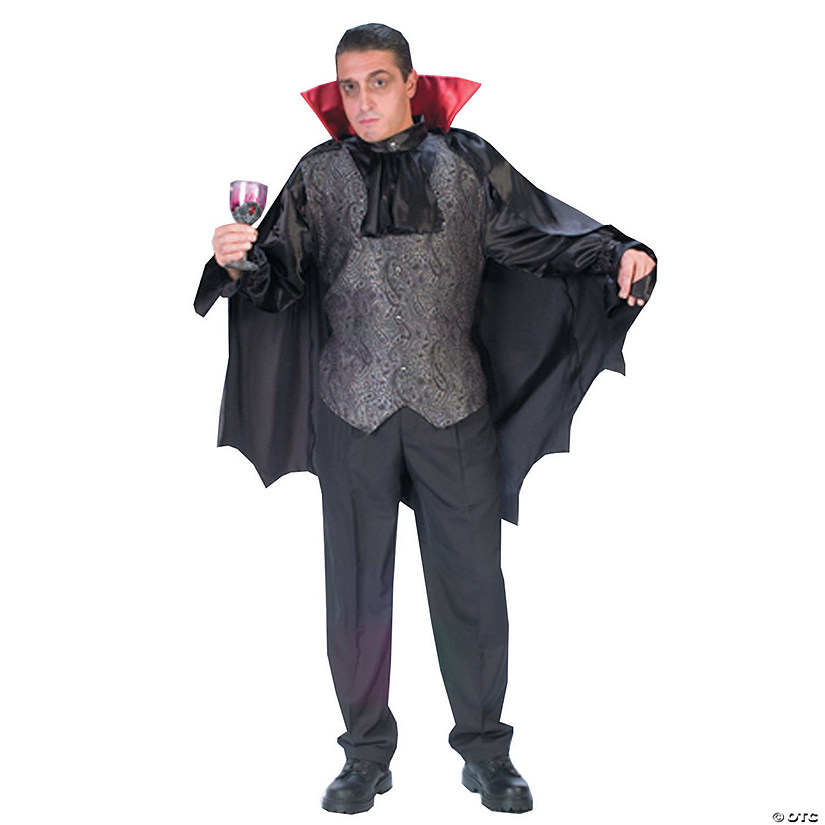 Men's Dapper Dracula Costume Audio Thumbnail