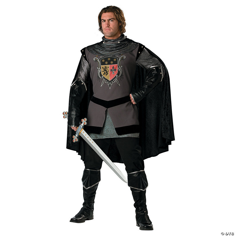 Men's Dark Knight Costume