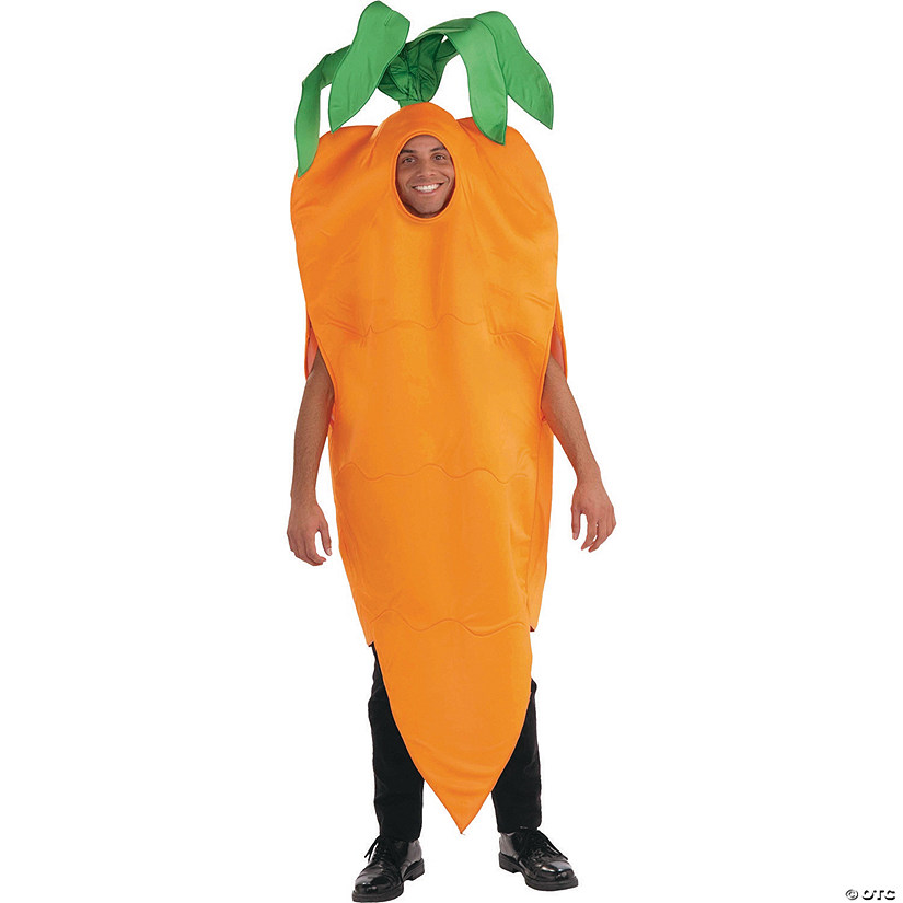 Men's Deluxe Carrot Costume