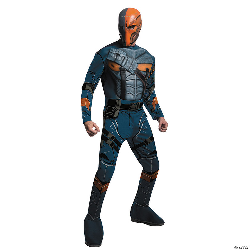 Men's Deluxe Deathstroke Costume