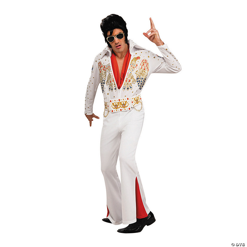 Men's Deluxe Elvis Costume Audio Thumbnail