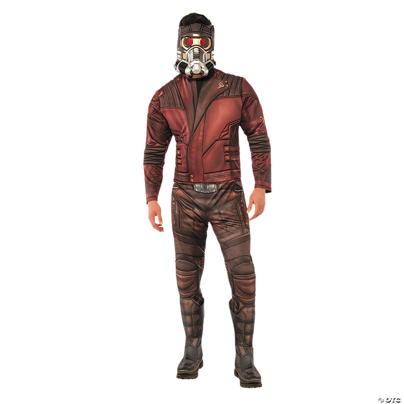 ca597112 Men's Deluxe Muscle Chest Star Lord Costume   Oriental Trading