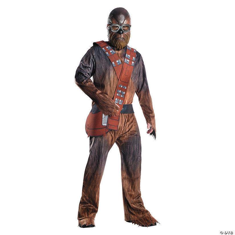 Men's Deluxe Solo: A Star Wars™ Story Chewbacca Costume Audio Thumbnail