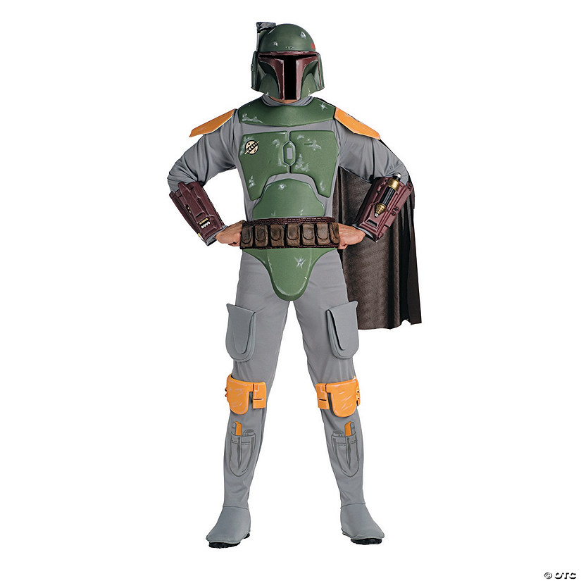 Men's Deluxe Star Wars™ Boba Fett Costume