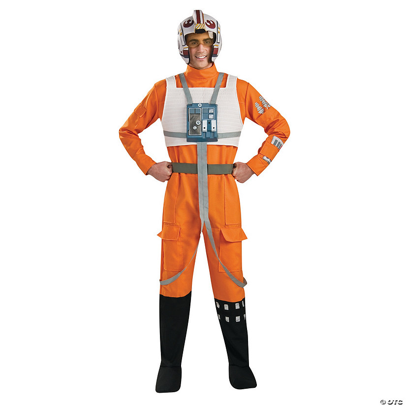Men's Deluxe Star Wars™ Clone X-Wing Fighter Costume