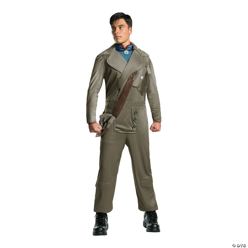 Men's Deluxe Steve Trevor Costume Audio Thumbnail