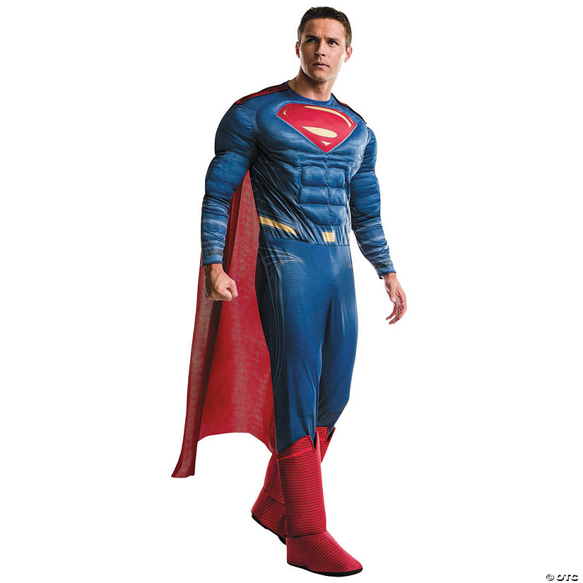 Men's Deluxe Superman Costume