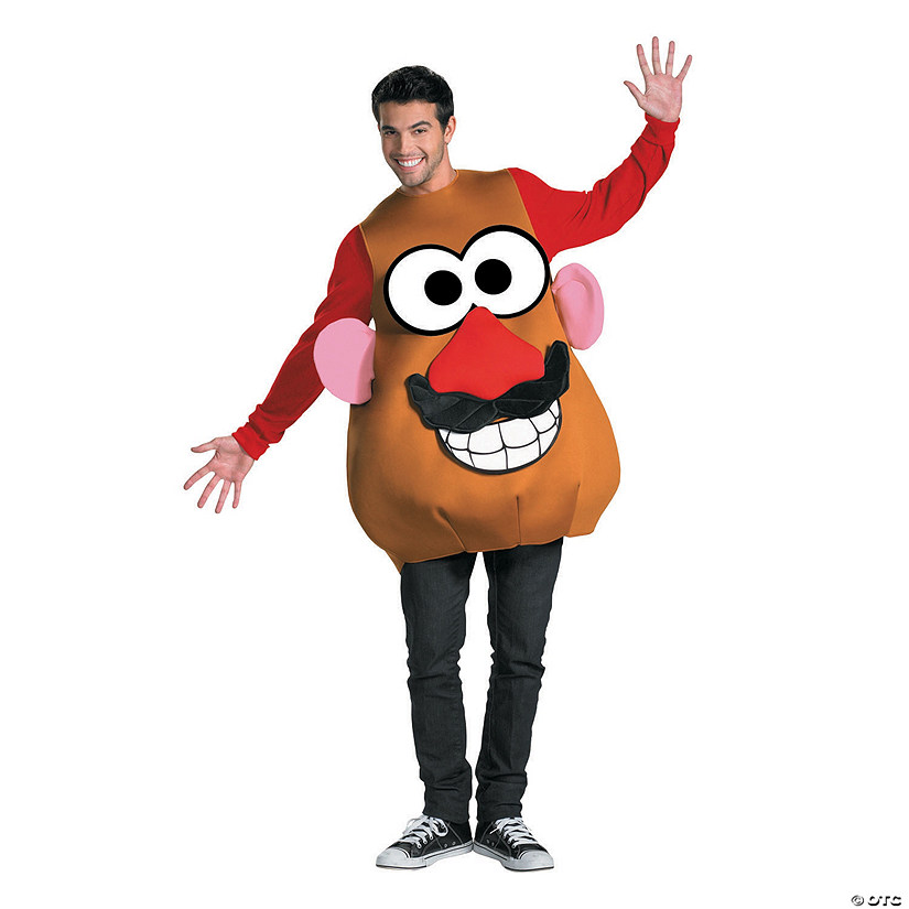 Men's Deluxe Toy Story Mr. Potato Head Costume - Standard