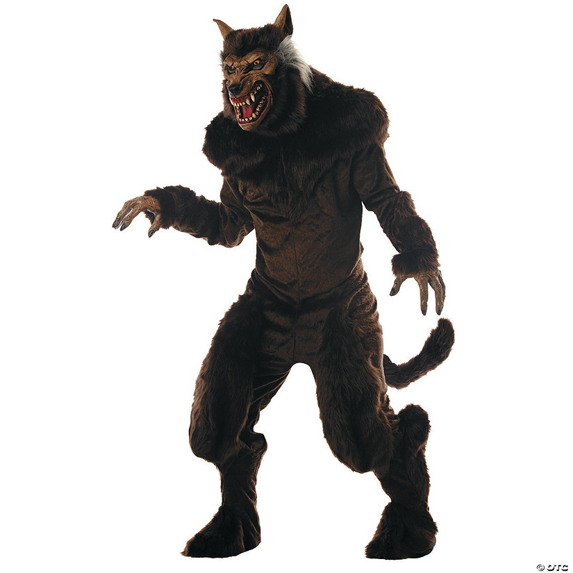 Men's Deluxe Werewolf Costume Audio Thumbnail