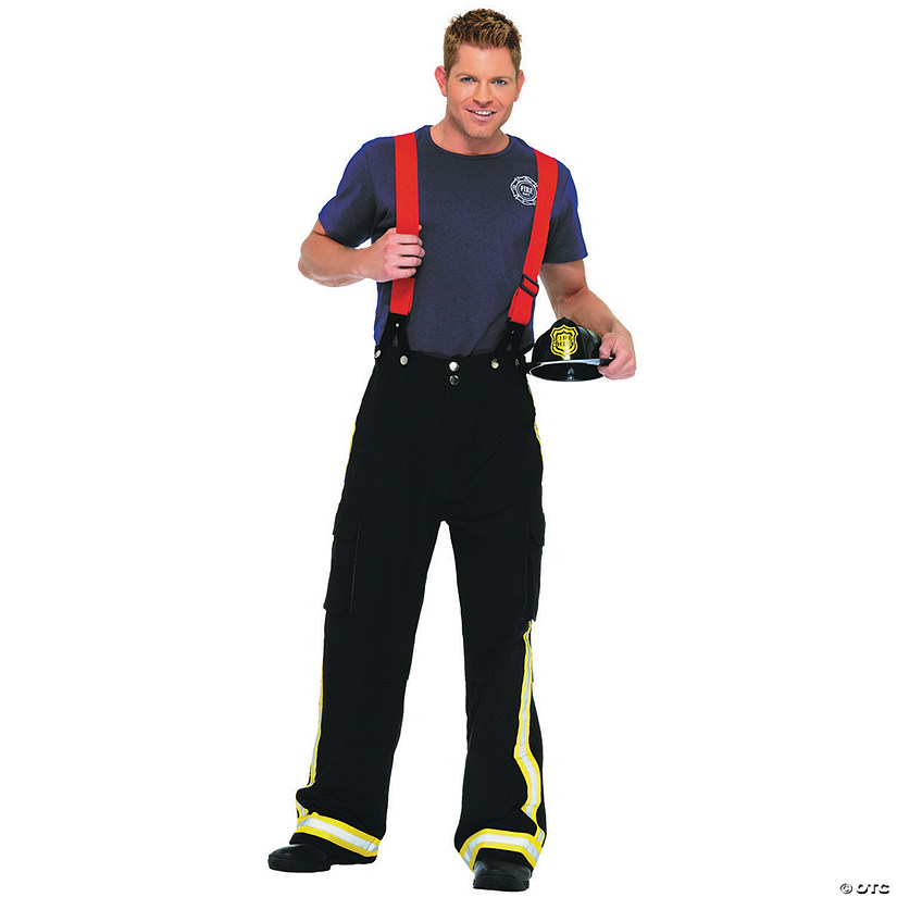 Men's Fireman Costume Audio Thumbnail
