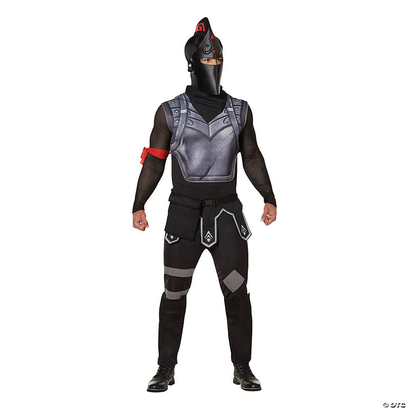 Men's Fortnite Black Knight Costume Audio Thumbnail