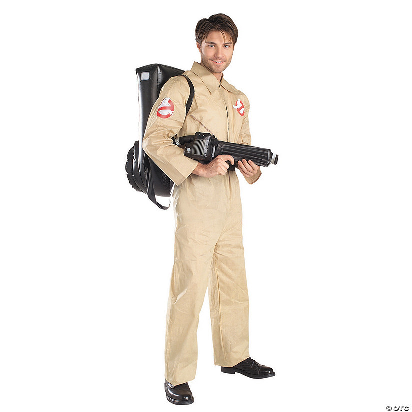 Men's Ghostbusters Costume Audio Thumbnail