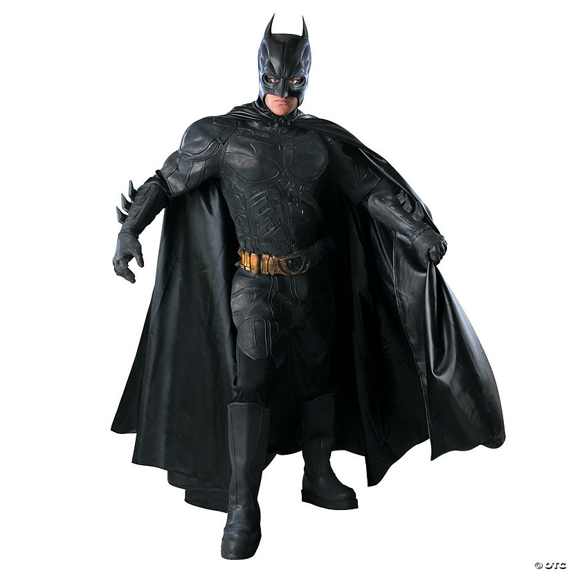 Men's Grand Heritage Collector Batman Costume Audio Thumbnail