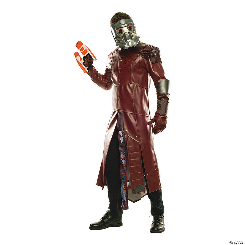 Men's Grand Heritage Star-Lord Costume Audio Thumbnail
