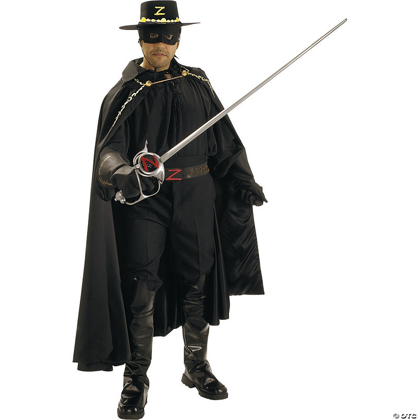 Men's Grand Heritage Zorro Costume