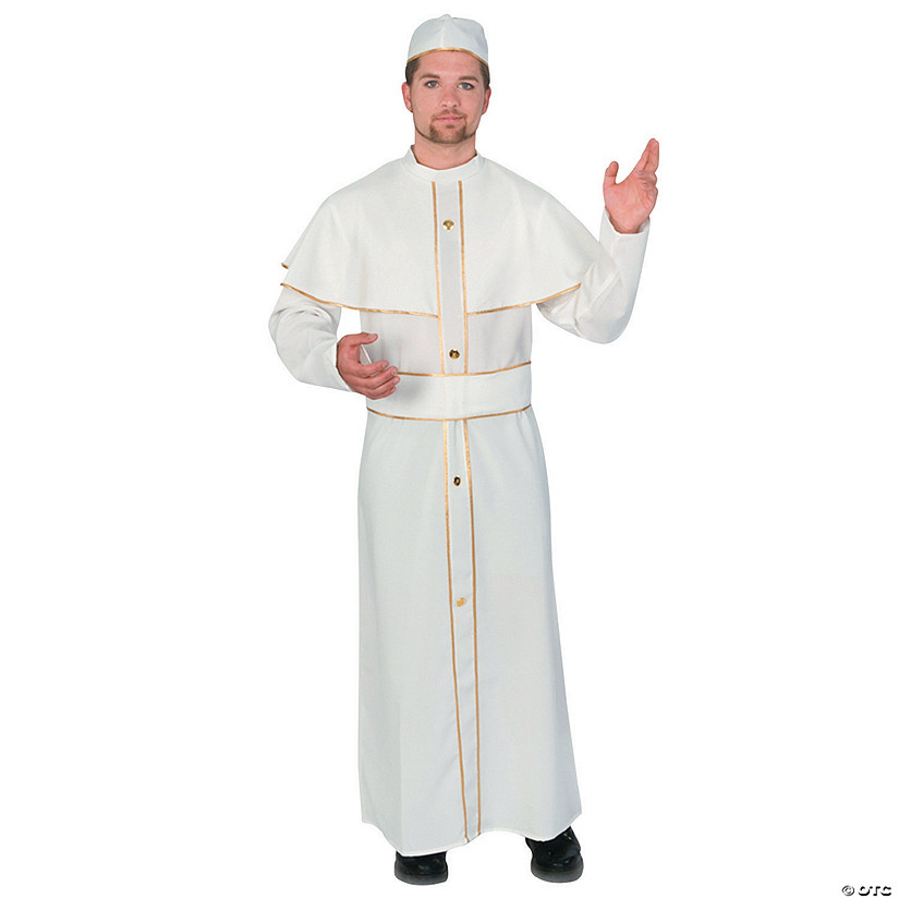 Men's Holy Pope Man Costume