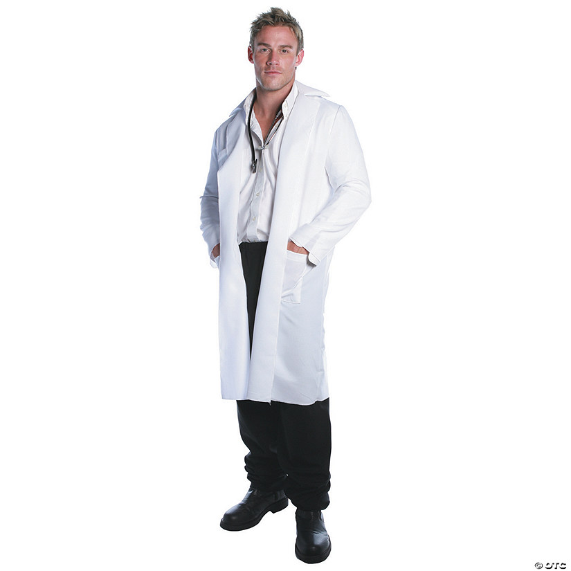 Men's Lab Coat Costume