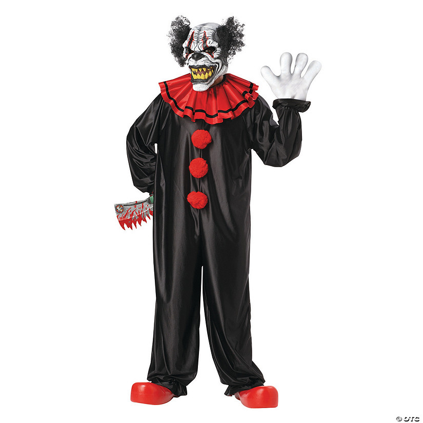Men's Last Laugh Clown Costume