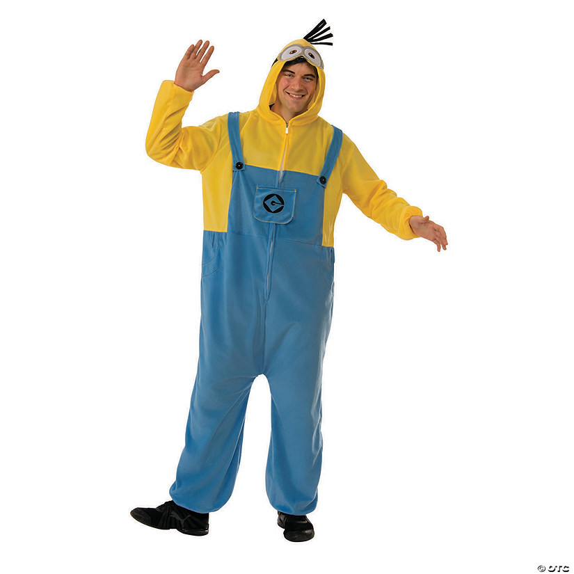 Men's Minion Costume Audio Thumbnail