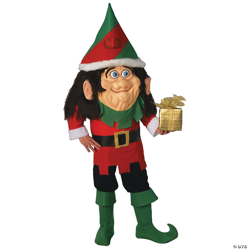 Men's Parade Pleaser Elf Costume