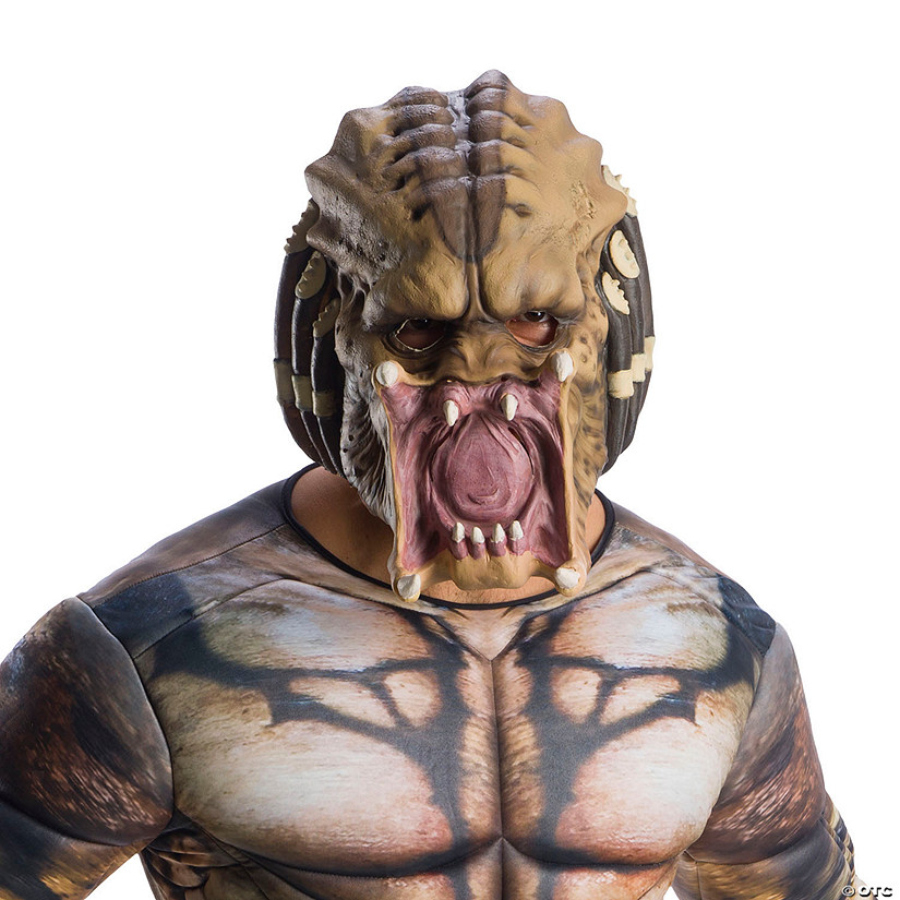 Men's Predator 3/4 Mask Audio Thumbnail
