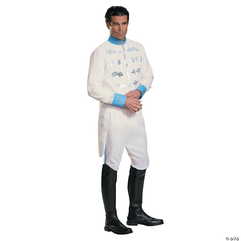 Men's Prince from Cinderella Costume Audio Thumbnail