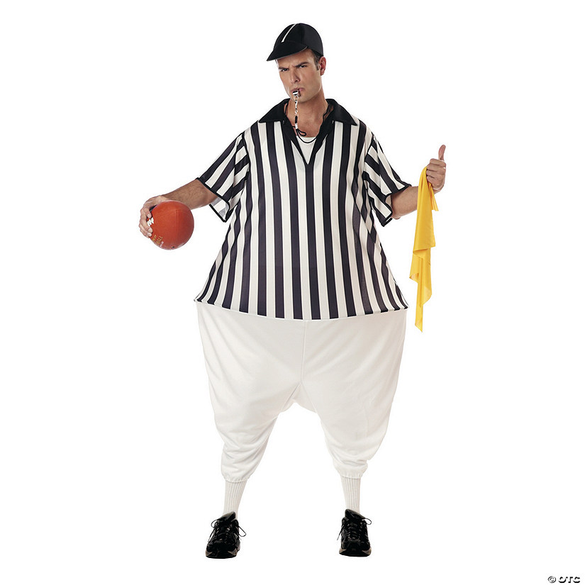 Men's Referee Costume