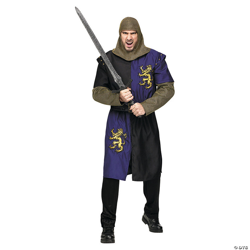 Men's Renaissance Knight Costume