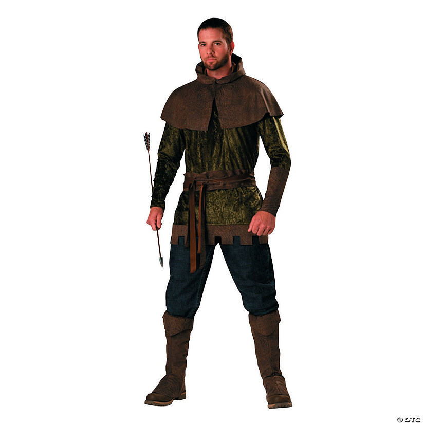 Men's Robin Hood Costume Audio Thumbnail
