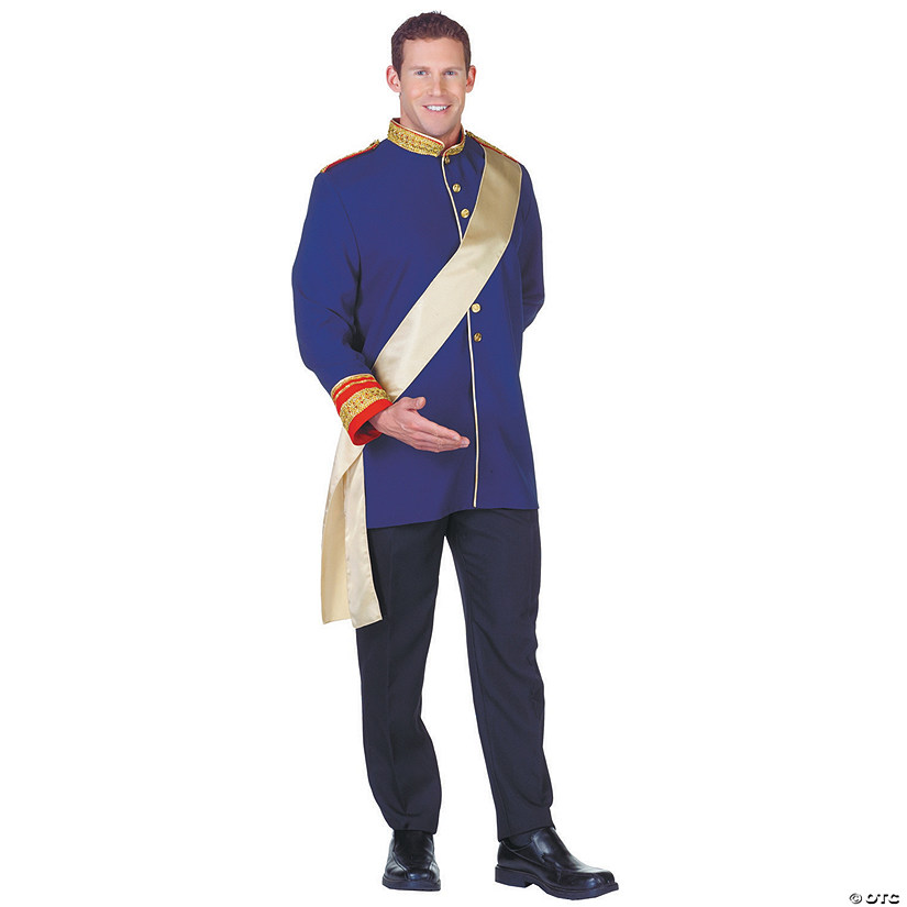 Men's Royal Prince Costume