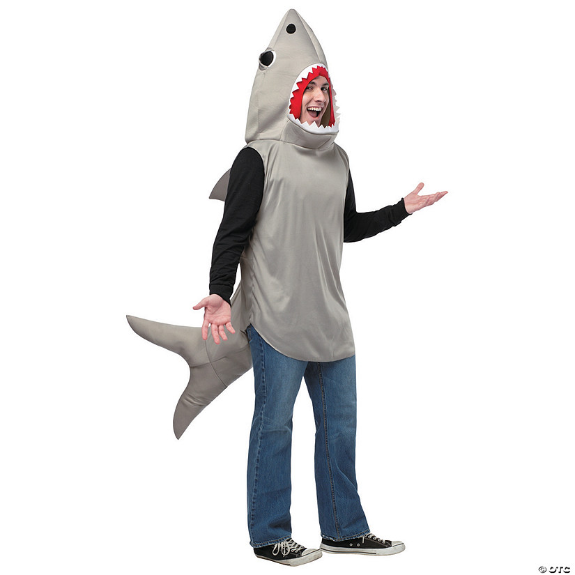 Men's Sand Shark Costume